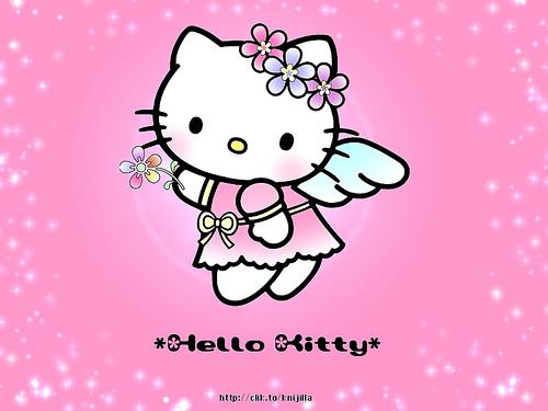 キティーちゃんの画像